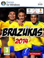 Download PES 2011 Patch Brazukas 2014 v.3.6 Full PC