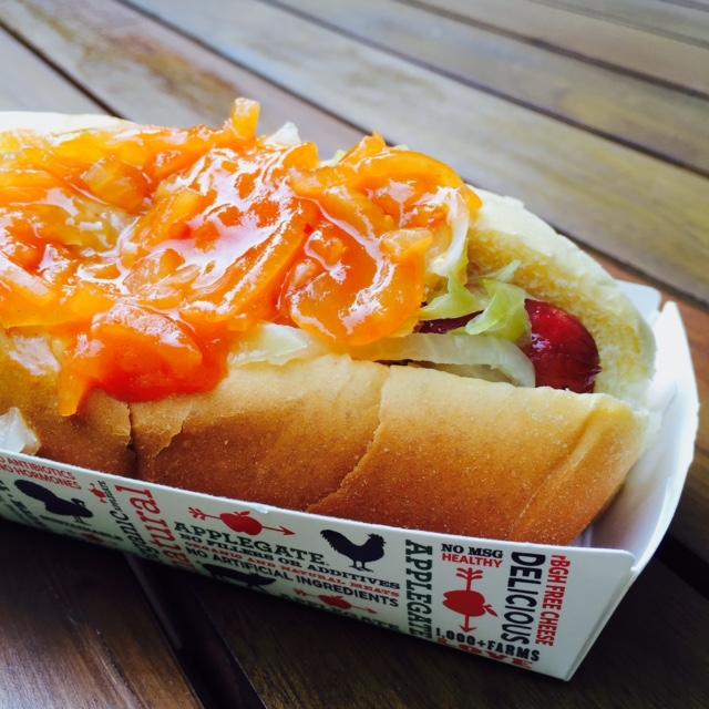 Applegate Hot Dogs Vs Nathans