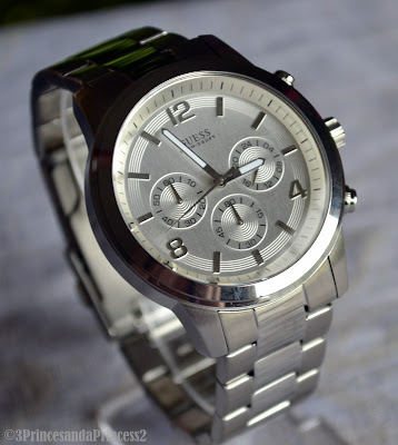 Guess Bold Contemporary Chronograph Watch