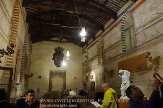 Santo Spirito refectory Salvatore Romano museum Florence Italy
