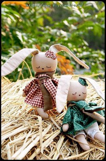 coelho em patchwork