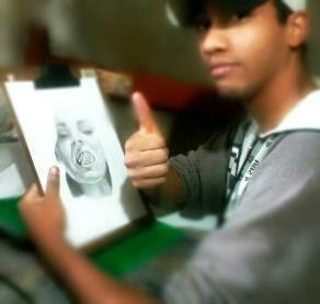 Luis Adriano na Galeria