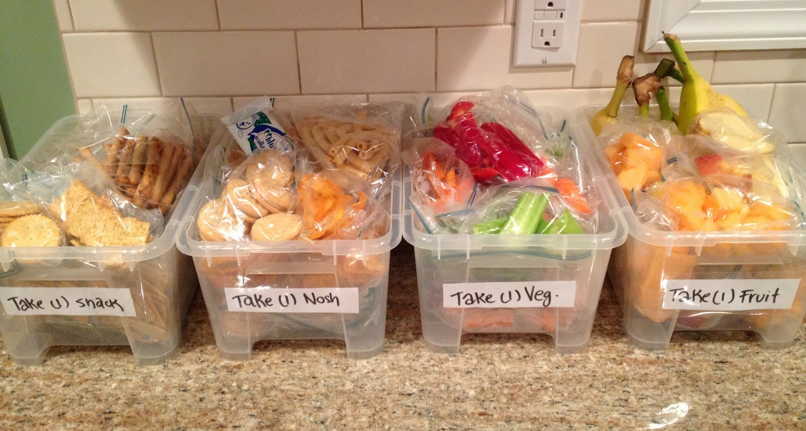 Not 2 Shabbey: Healthy Kosher Snack & Lunch Ideas