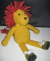 http://hotoffthesheep.files.wordpress.com/2010/08/crochet-lion-pattern.pdf