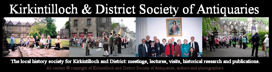 Kirkintilloch & District Society of Antiquaries