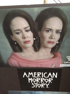 """Confirmado """"los personajes"""" de Sarah Paulson en 'American Horror Story: Freak Show'"""