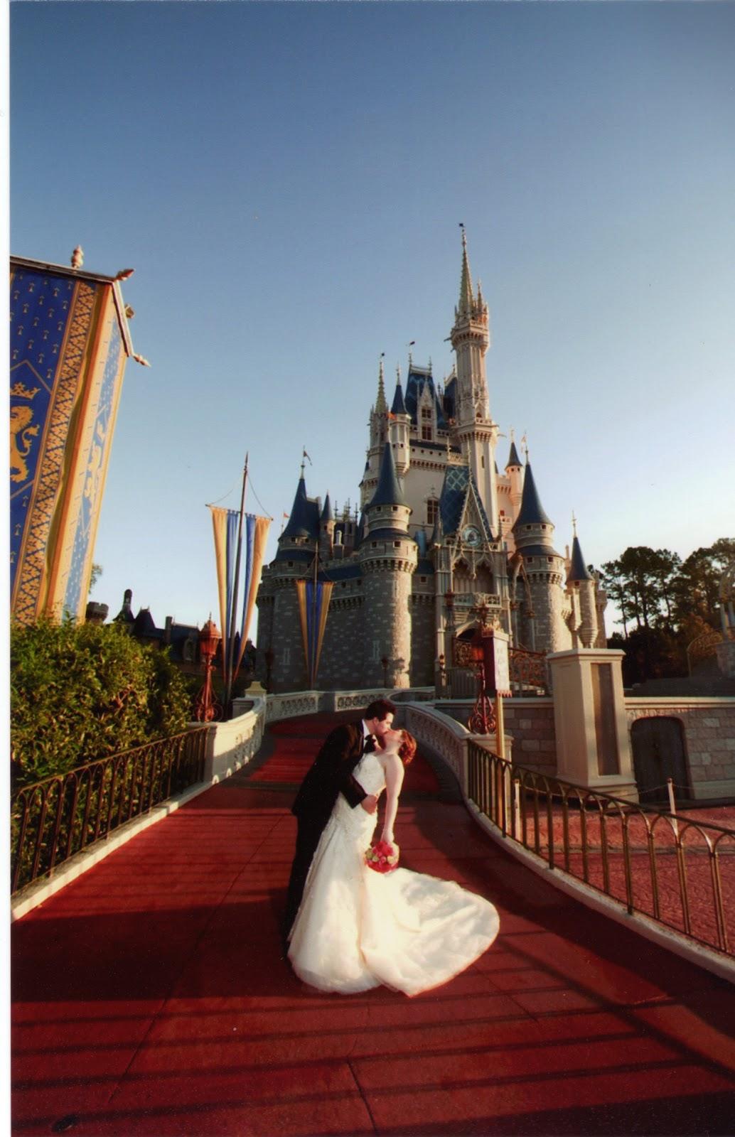 Magical Day Weddings Walt Disney World Wedding Autumn
