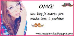 Seu blog já entrou pra minha lista! É perfeito!