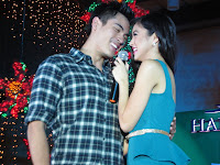 Xian Lim and Kim Chiu bring kilig in Subic