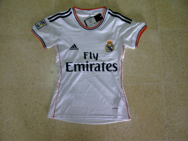 jersey real madrid home 2014 for ladies