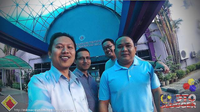 KL GM1M4VLE Getaway : BTP Bukit Kiara Site Visit