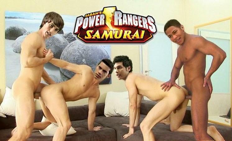 Power rangers porno, los mejores videos xxx porno