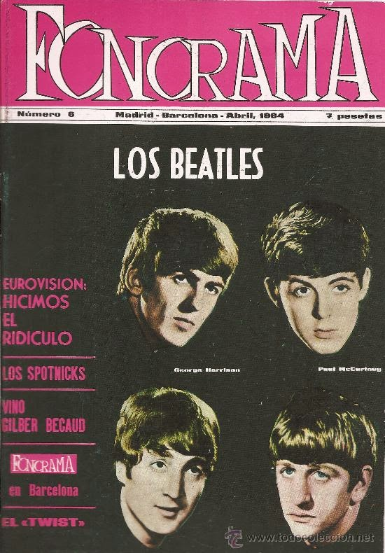 Fonorama The Magazine Alvarez Edited This Is 6 From April 1964
