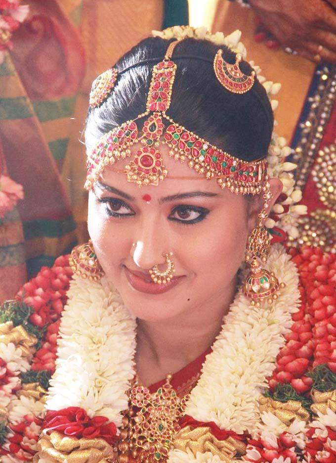 Telugumovieclub Sneha Prasanna Wedding Pics