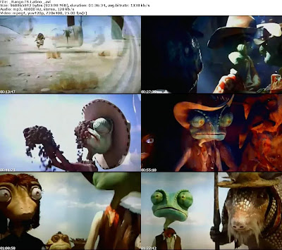 Rango [2011] (Johnny Deep)(TS)[Latino](Animacion)