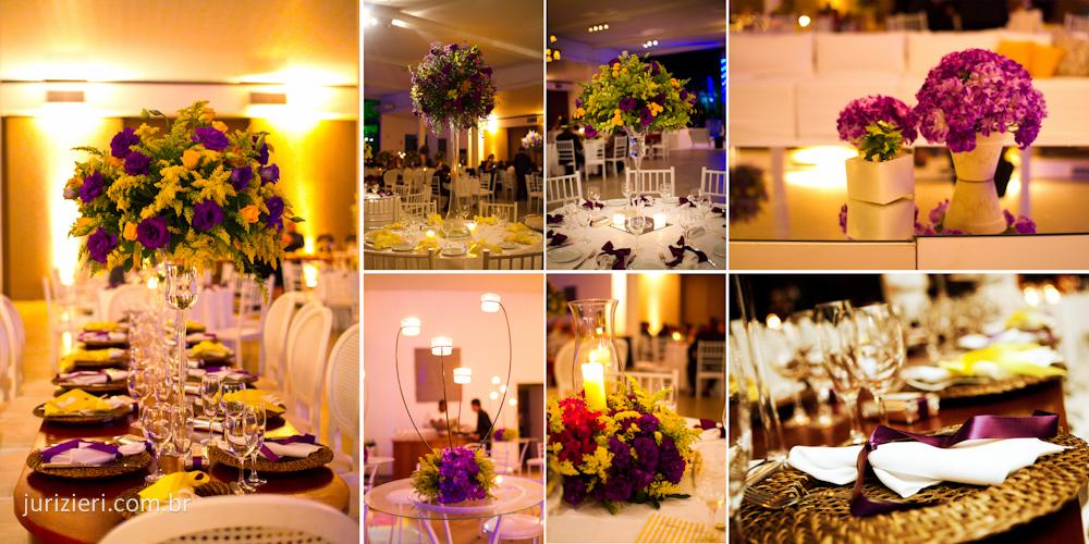 fotos de decoracao de casamento azul e amarelo : fotos de decoracao de casamento azul e amarelo:Pop Casamentos: casamento amarelo e roxo