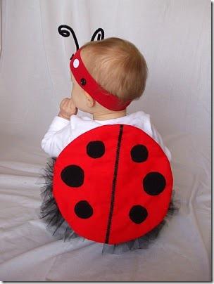 El ba l de la mary inspiraci n disfraces para beb s - Como hacer un disfraz de bebe ...