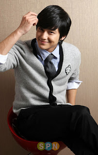 "Kim Bum enfermó durante el rodaje de ""Wind Blows in Winter"""