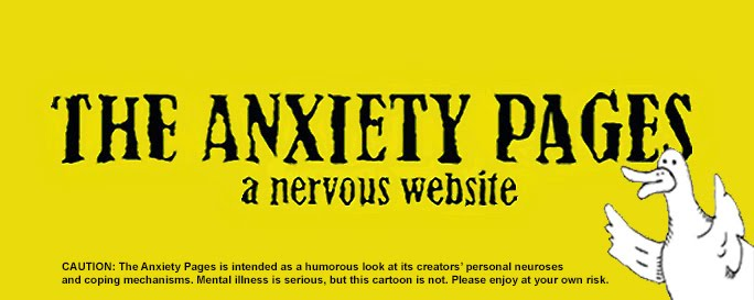 The Anxiety Pages