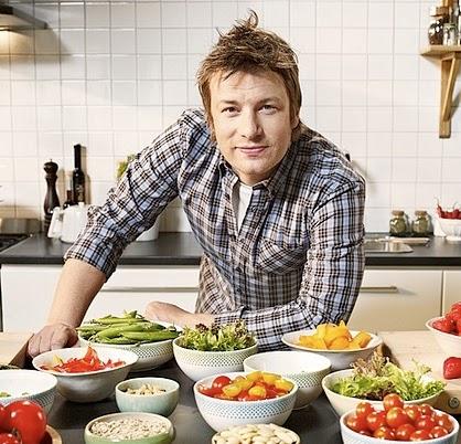 Trabalhe para Jamie Oliver: Cozinheiro, Ajudante de