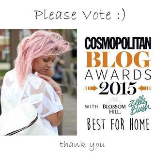 Cosmopolitan Blog Awards 2015