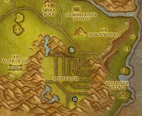 rare monster farming hinterlands mith'rethis the enchanter