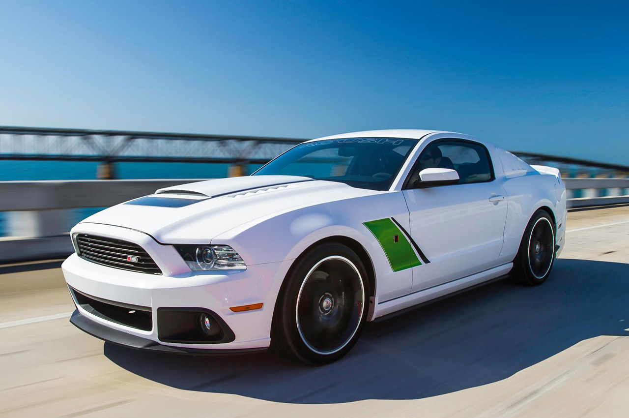2014 Mustang Roush