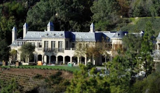 Tom Brady and Gisele's mansion