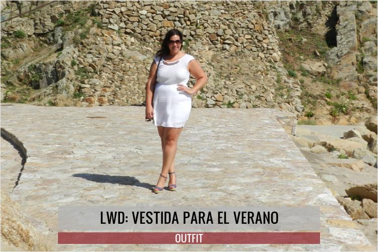 MUST: Vestido Blanco en la Costa Brava (LWD)