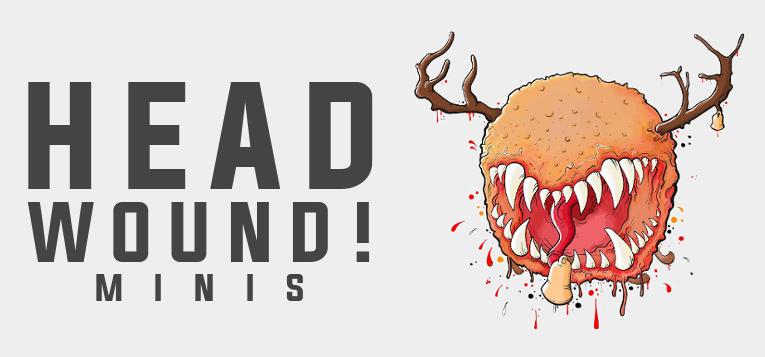 headwound! minis