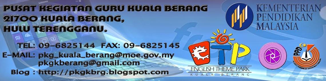 Pusat Kegiatan Guru Kuala Berang