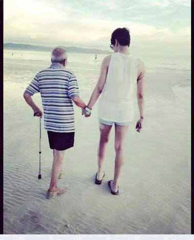 """Vice Ganda and his 91 yr old Lolo """"Want's to see Boracay"""" - Reason for"""