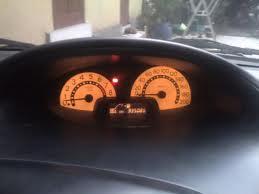 speedometer vios ex taxi