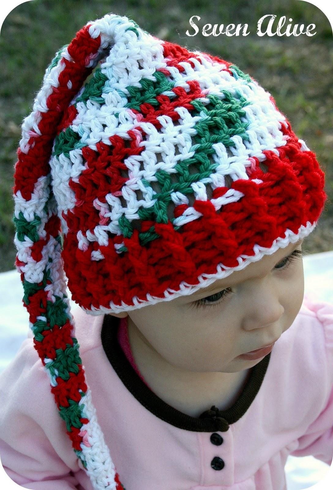 L'il Mittens Ornament-4 1/2″-Free Crochet Pattern