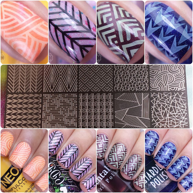 It Girl Stamping Plate Review