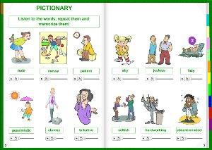Didapages escolares en inglés