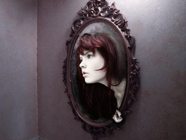El espejo no vemos lo que hay sino lo que somos for Espejo unidireccional psicologia