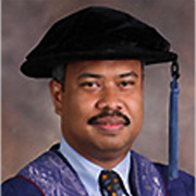 Prof Mohd Fadzil Abdul Rahman, Deputy Vice-Chancellor (Student Affairs & Alumni)