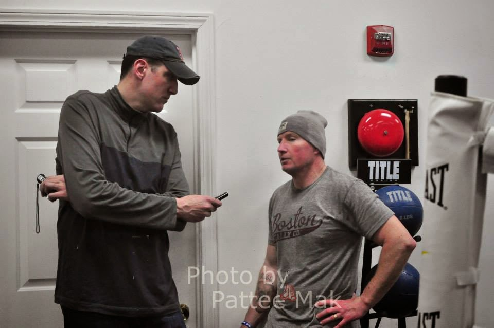 KO's Q&A with Micky Ward
