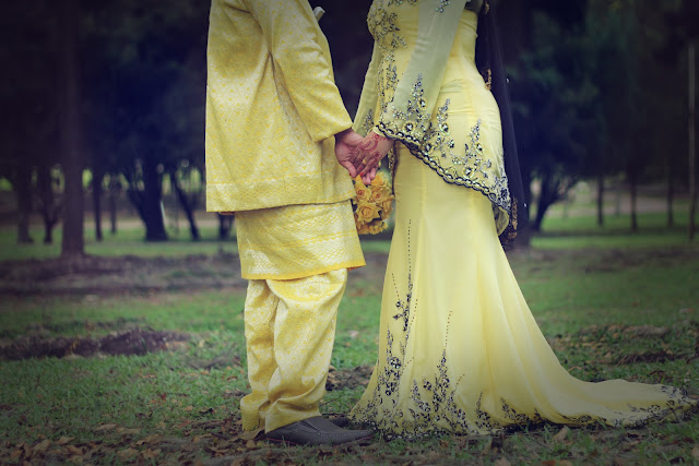 ridzuan & maria outdoor photoshoot 5