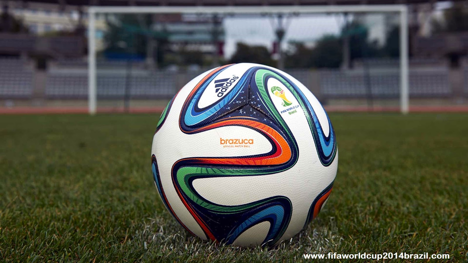 FIFA World Cup 2014 Brazuca Ball HD Wallpapers