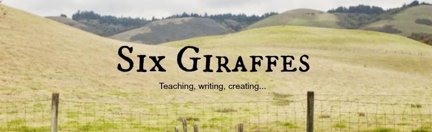 Six Giraffes