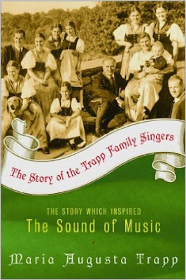 the trapp family singers, the sound of music, book review