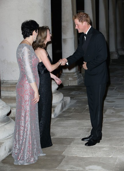 Prince Harry attended 100 Women In Hedge Funds (100WHF) Gala Dinner