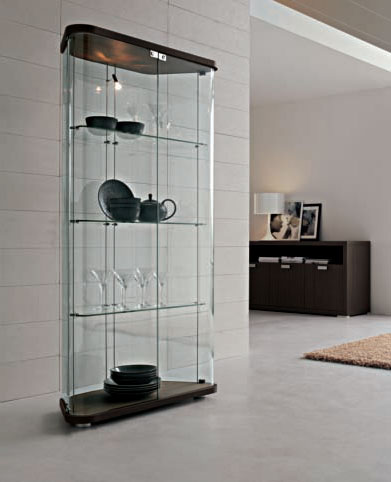 Glass Showcase Designs An Interior Design