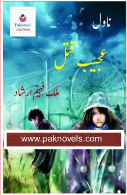 Ajeeb Qatal by Malik Faheem Irshad