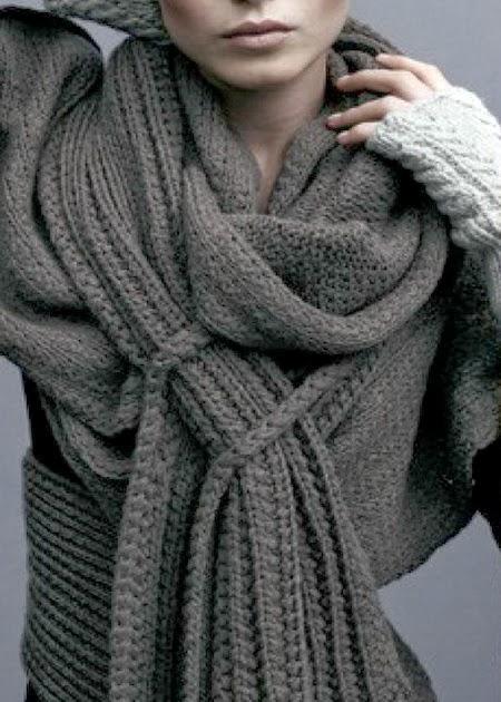 Тем более, что вязать шарф занятие... Зимой 2014 года вязаный женский шарф спицами или крючком, как и в уходящем