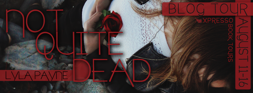 Not Quite Dead Blog Tour