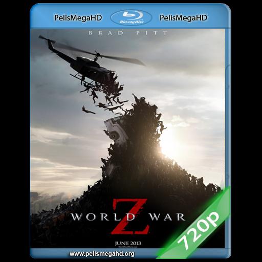 GUERRA MUNDIAL Z [V. UNRATED] (2013) 720P HD MKV ESPAÑOL LATINO