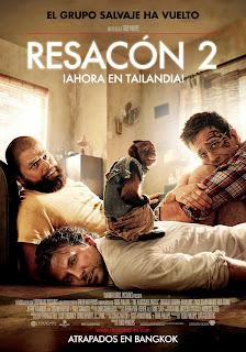 Cartel de la película Resacón 2 Ahora en Tailandia
